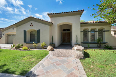 Chandler Single Family Home For Sale: 719 W Sparrow Place