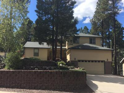 Flagstaff Single Family Home For Sale: 2127 S Tombaugh Way