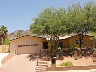 Phoenix Single Family Home For Sale: 7513 N 22nd Street