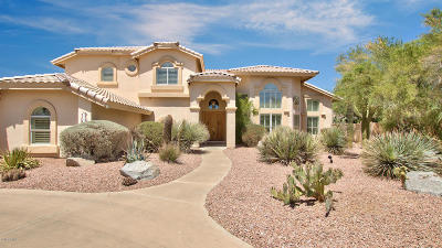 Scottsdale Single Family Home For Sale: 10071 N 118th Street