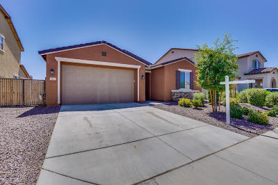 Goodyear Single Family Home For Sale: 241 N 167th Lane