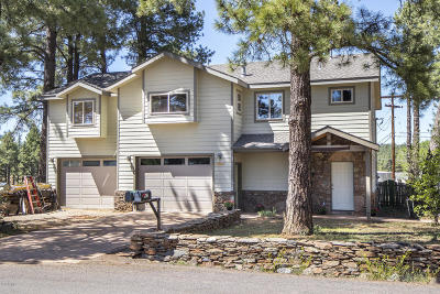 Flagstaff Single Family Home For Sale: 967 Osage