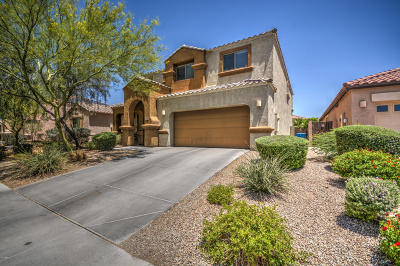 Phoenix Single Family Home For Sale: 4314 E Folgers Road