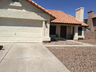 Goodyear Single Family Home For Sale: 15802 W Shiloh Avenue
