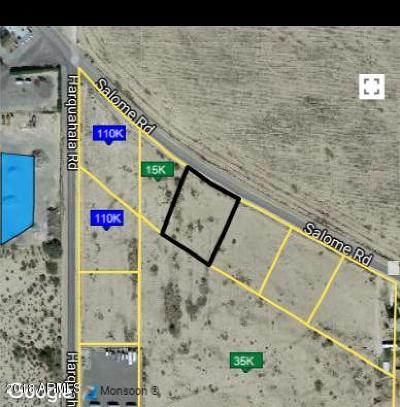 La Paz County Residential Lots & Land For Sale: 67191 Salome Road