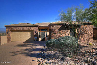Single Family Home For Sale: 10847 N Mountain Vista Court