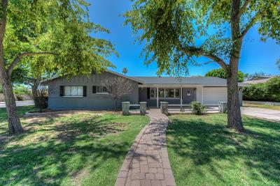 Phoenix Single Family Home For Sale: 3432 N 42nd Street