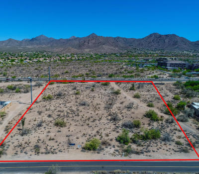Scottsdale Residential Lots & Land For Sale: 131xx E Cochise Road