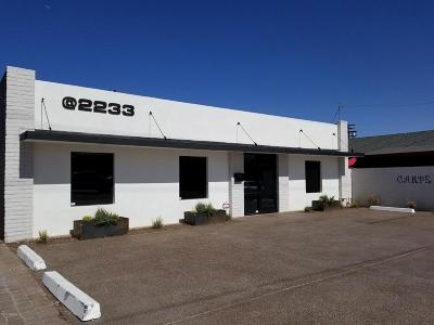 Phoenix Commercial For Sale: 2233 N 7th Street