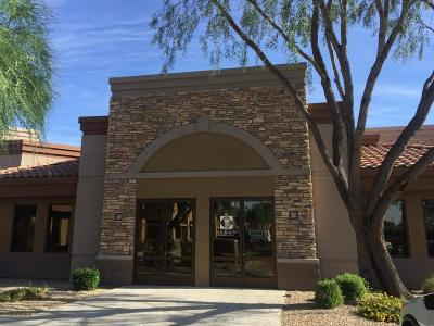 Scottsdale Commercial Lease For Lease: 9977 N 95th Street #105