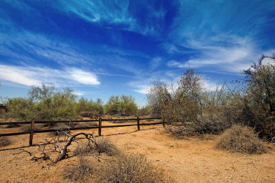 Scottsdale Residential Lots & Land UCB (Under Contract-Backups): 5745 E Quail Track Drive
