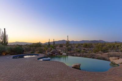 Scottsdale Single Family Home For Sale: 8476 E Montello Road