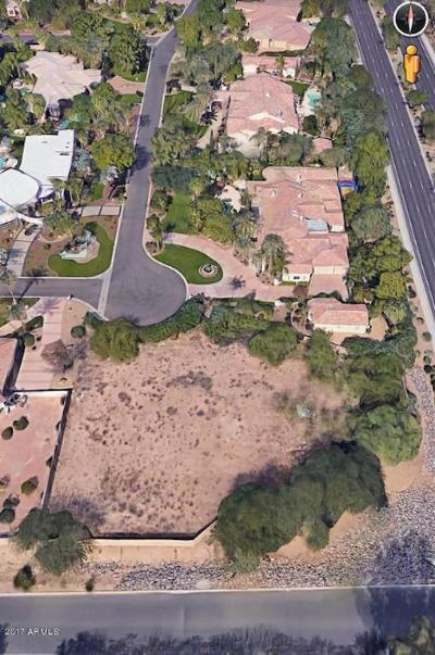 Paradise Valley Residential Lots & Land For Sale: 7101 N 71st Place