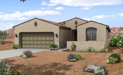 Surprise Single Family Home For Sale: 18286 W Via Montoya Drive
