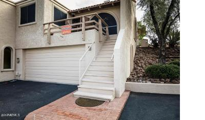 Carefree AZ Condo/Townhouse For Sale: $239,900
