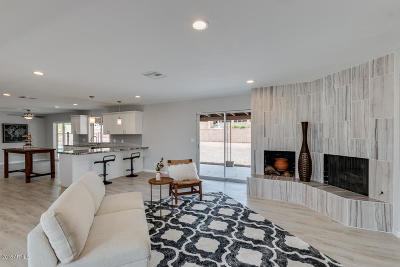 Phoenix Single Family Home For Sale: 717 W Sweetwater Avenue