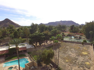 Paradise Valley Residential Lots & Land For Sale: 5702 E Via Buena Vista