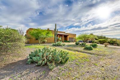 Cave Creek Single Family Home For Sale: 6107 E Kohuana Place