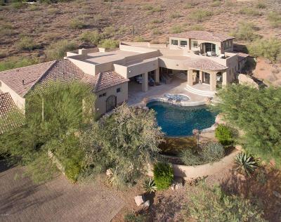 Fountain Hills Single Family Home For Sale: 9629 N Fireridge Trail