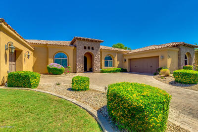 Chandler Single Family Home For Sale: 2100 E Kaibab Place