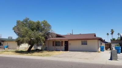 Phoenix Single Family Home For Sale: 5610 W Cambridge Avenue
