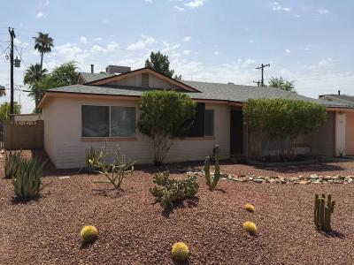 Scottsdale Single Family Home For Sale: 501 N 73rd Place