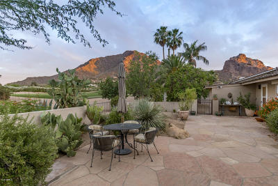 Paradise Valley Single Family Home For Sale: 5525 E Lincoln Drive #73