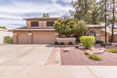 Tempe Single Family Home For Sale: 1927 E Ranch Road