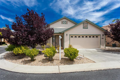 Prescott AZ Single Family Home For Sale: $329,900