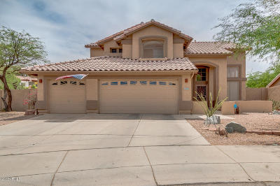 Glendale AZ Single Family Home For Sale: $360,000