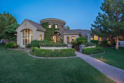 Phoenix Single Family Home For Sale: 5421 E Montecito Avenue