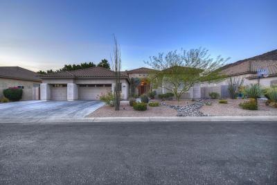 Scottsdale Single Family Home For Sale: 13358 E Del Timbre Drive