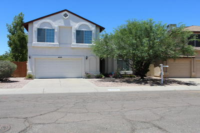 Glendale AZ Single Family Home For Sale: $299,900