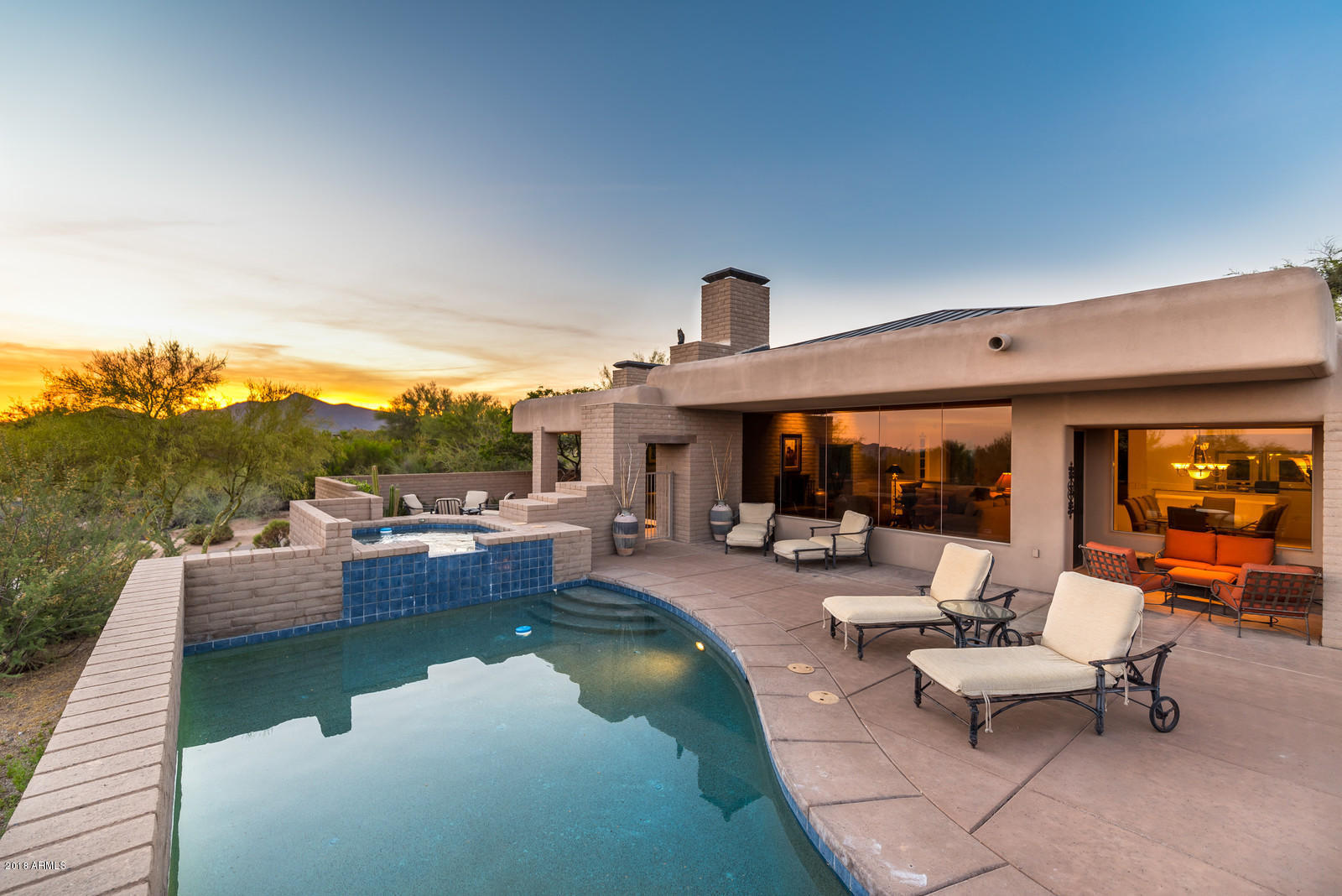 5 Bed/6 Bath Home In Scottsdale For $1,295,000