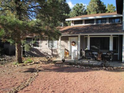 Flagstaff Single Family Home For Sale: 2267 N Elk Run Street