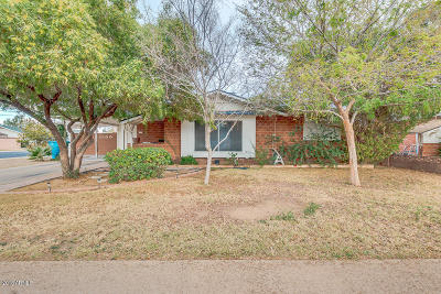 Phoenix Single Family Home UCB (Under Contract-Backups): 6555 N 40th Drive