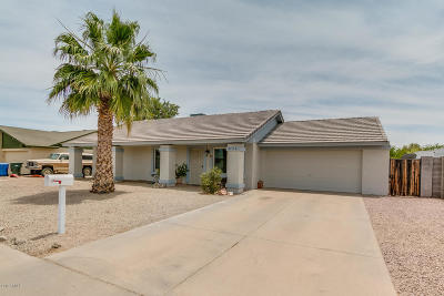 Glendale AZ Single Family Home For Sale: $219,900