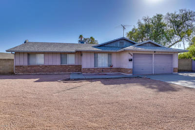 Tempe Single Family Home For Sale: 4034 S Birchett Drive