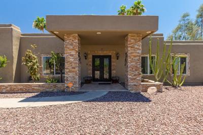 Scottsdale Single Family Home For Sale: 8129 E Carol Way
