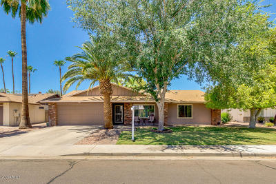 Tempe Single Family Home For Sale: 1352 E Chilton Drive
