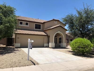 Gilbert Single Family Home For Sale: 3361 E Wildhorse Drive