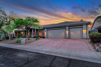 Scottsdale Single Family Home For Sale: 11546 N 128th Place