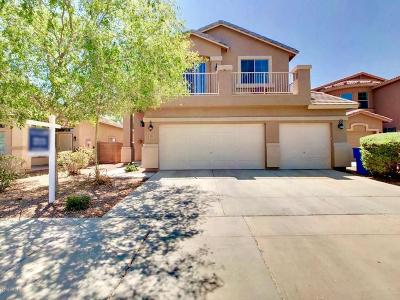 Laveen Single Family Home For Sale: 6417 S Cottonfields Lane