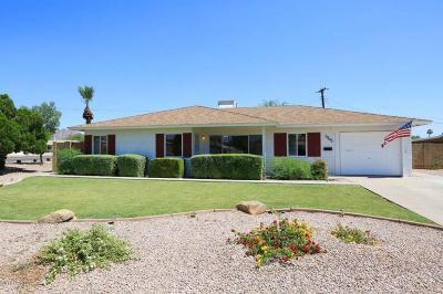Scottsdale  Single Family Home For Sale: 6802 E Coronado Road