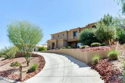 Fountain Hills Single Family Home For Sale: 15843 E Primrose Drive