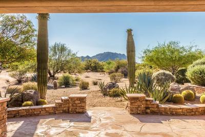 Scottsdale Single Family Home For Sale: 14128 E Gloria Lane