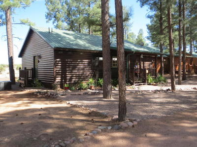 Overgaard Single Family Home For Sale: 2717 High Pines Loop