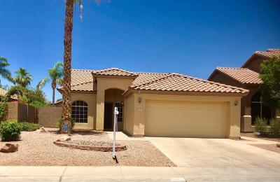 Chandler Single Family Home For Sale: 1392 W Kesler Lane