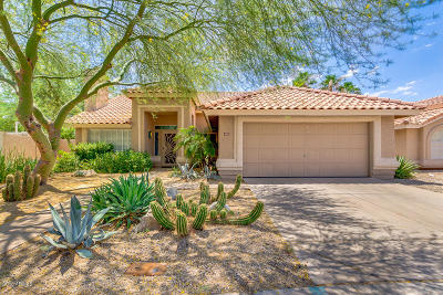 Single Family Home For Sale: 4315 E Rocky Slope Drive