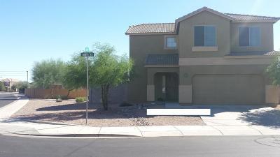 Buckeye Single Family Home For Sale: 24103 W Tonto Street W